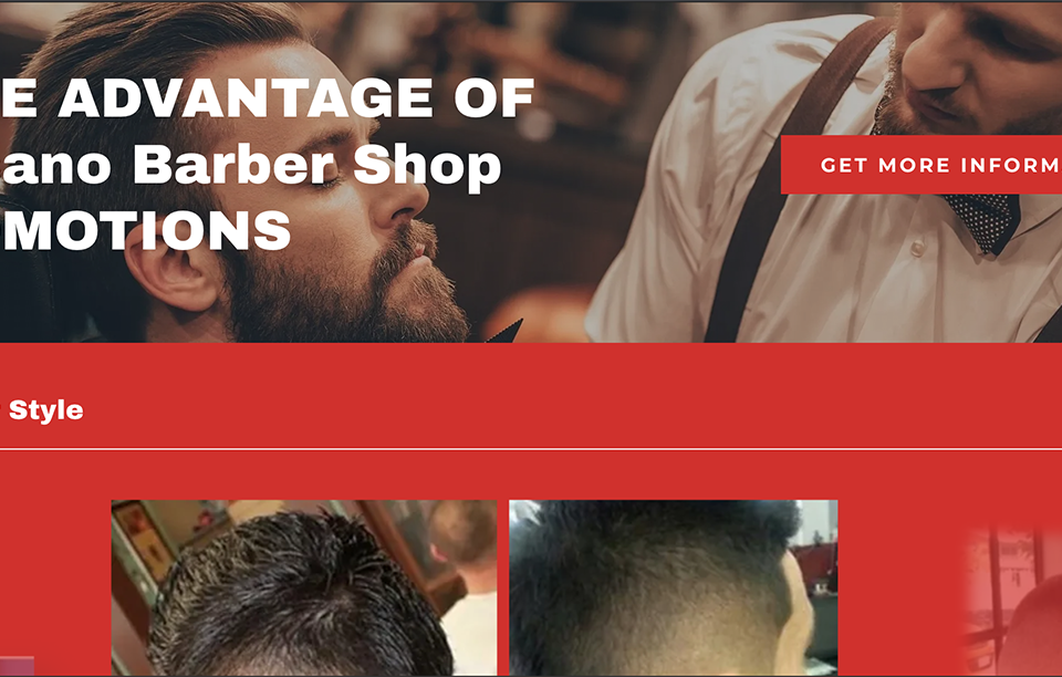 Scottsdale Firm - Paisano's Barber Shop