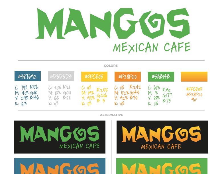 Scottsdale Firm - Mangos Mexican Cafe